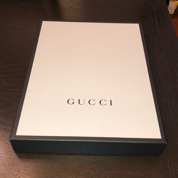 86de99733 Gucci Other   Collectible Shirt Box   Poshmark